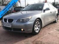 2004 BMW 520I SE 2.2 AUTO FULL SERVICE HISTORY 2 KEYS 4DR 168 BHP