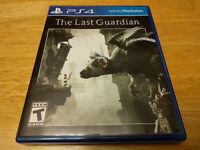 The Last Guardian PS4 Perfect condition