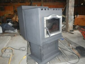 Harman PC 45 Pellet/Corn stove