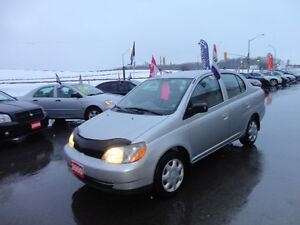 2000 Toyota Echo Sedan E-TESTED & CERT Kitchener / Waterloo Kitchener Area image 3