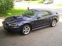 2003 Ford Mustang GT Cabriolet