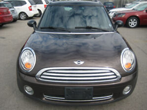 2010 MINI ClubmanCarfax Verifed Certified Call For More Info. 90