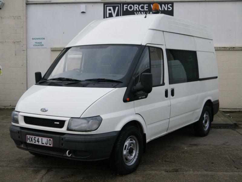 ford transit 350 minibus mwb mobile workshop site tool. Black Bedroom Furniture Sets. Home Design Ideas
