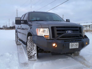 2010 Ford F-150 FX4 LUX SuperCrew Max Tow 5.5' bed