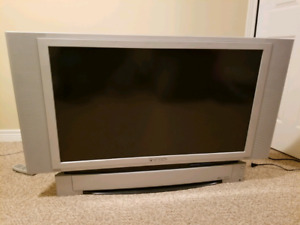 "Panasonic 43"" LCD TV"