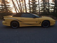 2002 Pontiac Trans Am Collector's Edition