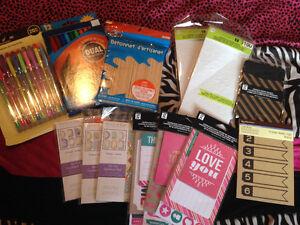 HUGE lot Scrapbooking supplies! ( Worth over $350) Kitchener / Waterloo Kitchener Area image 10