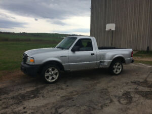 2009 Ford Ranger Step side Pickup Truck