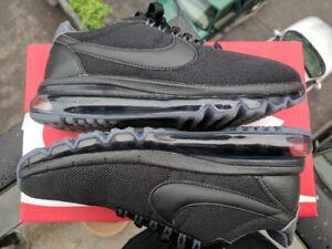 """Womens Nike Air Max LD-Zero """"Black/Dark Grey"""" Shoes/Sneakers 7.5"""
