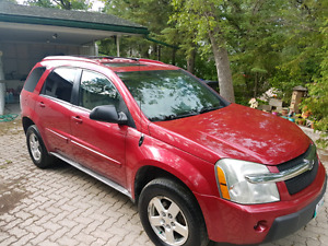 2005 Chevy Equinox LT SAFETIED AWD 4650.00 OBO