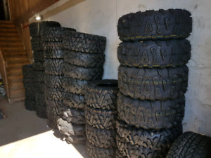 ATV TIRE SALE ON ALL BRANDS CALL