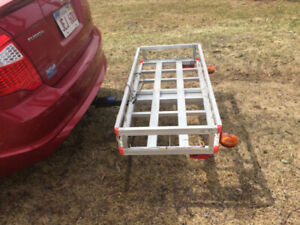 Hitch Mount Cargo Carrier