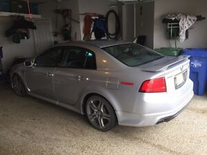2005 One Owner Acura - TL - A Spec