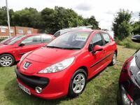 2007 Peugeot 207 1.4 16v Sport 5dr