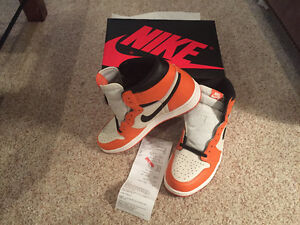Reversed Shattered Backboards