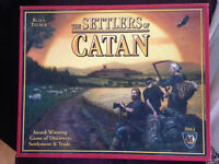 Settlers Of Catan (original game) - excellent condition