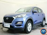 2019 Hyundai Tucson 1.6 GDi S Connect 5dr 2WD CrossOver Petrol Manual