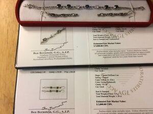 Diamond Jewelery Set