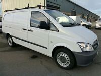 2011 Mercedes-Benz Vito 110 CDi LWB, Full MERC History, LOW MILES,CLEAN AND TIDY