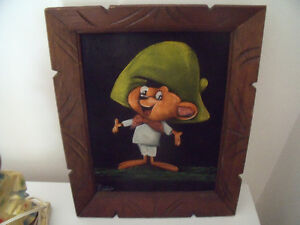 Mouse picture with frame