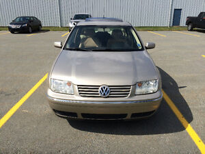 Volkswagen Jetta TDI Sport Edition Fully Loaded with Leather