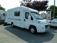 2007/07 Bessacarr E530 2.2TD 2 berth high quality motorhome