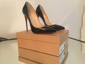 Christian Louboutin Pigalle Shoes 120 mm