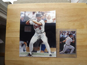 """FS: Baltimore Orioles """"Autographed"""" Photos/Items London Ontario image 9"""