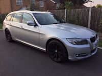 BMW 318D Touring Exclusive Edition 2011 - Full Service History - £30 Road Tax