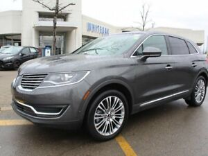 2017 Lincoln MKX Reserve+Tech+Factory Certified
