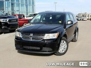 2017 Dodge Journey SE  -  Power Windows - Low Mileage