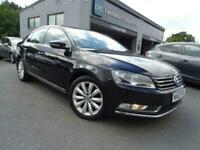 2013 63 VOLKSWAGEN PASSAT 2.0 HIGHLINE TDI BLUEMOTION TECHNOLOGY 4D 139 BHP DIES