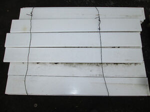"""""""CLEARANCE""""  VINYL FENCE COMPONENTS Cornwall Ontario image 1"""