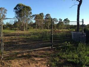 Security Gate, Farm Gate - Heavy Duty, Galvanised Sydney Region Preview