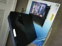 Black PS4 Console 500GB with Black Ops 3