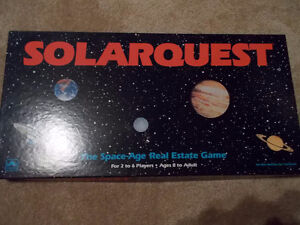 Vintage Solarquest Game-never played-1986 London Ontario image 1