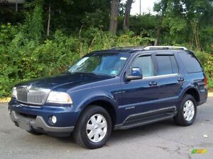 Wrecking 2005 Lincoln Aviator