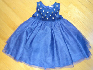 Robe occasionnel spécial - Fille 4 ans