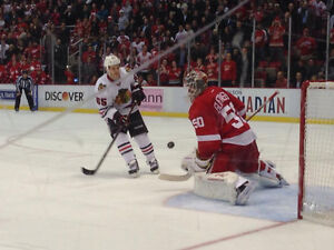 Detroit Red Wings Olympia Club Passes ALL Games $25 Windsor Region Ontario image 2