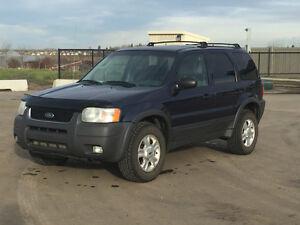 2003 Ford Escape XLT Edmonton Edmonton Area image 1