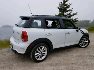 2014 MINI Countryman S All 4
