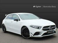 2020 Mercedes-Benz A-CLASS A 35 AMG 4MATIC Edition Auto Compact Saloon Petrol Au
