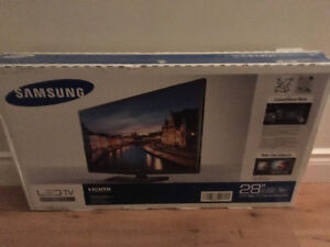 28 inch Samsung LED 4000 series TV