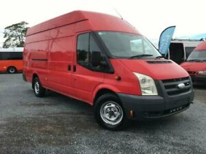 2007 Ford Transit VM Mid (LWB) Red 6 Speed Manual Van Currumbin Waters Gold Coast South Preview