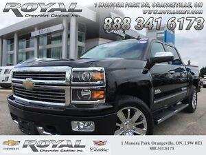 2015 Chevrolet Silverado 1500 High Country  ***RARE 6.2L * SUNRO