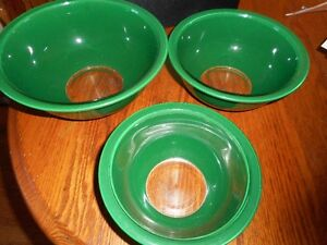 pyrex bowls oven and microwave safe