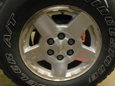 Wheel Classic Style 17x7-1/2 Aluminum Fits 04-07 SILVERADO 1500 PICKUP 1342328