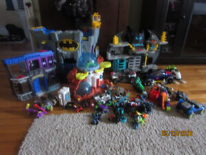 Imaginext Toy set