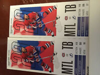 Montreal Canadiens vs. Tampa Bay