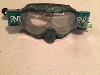 Rip N Roll Moto X goggles